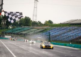 Blancpain GT Series Sprint Cup Hungaroring race 2