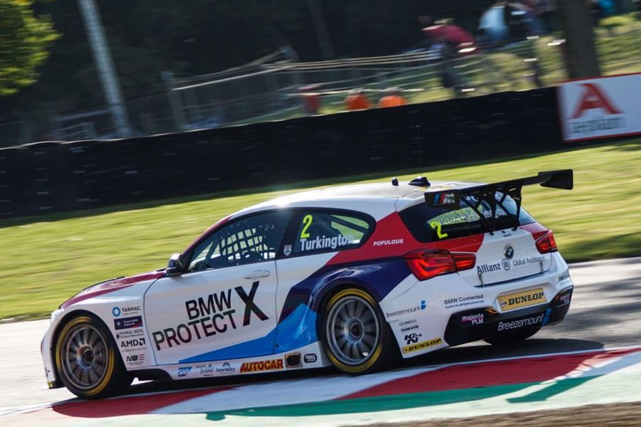 Colin Turkington's #2 BMW 125i M Sport