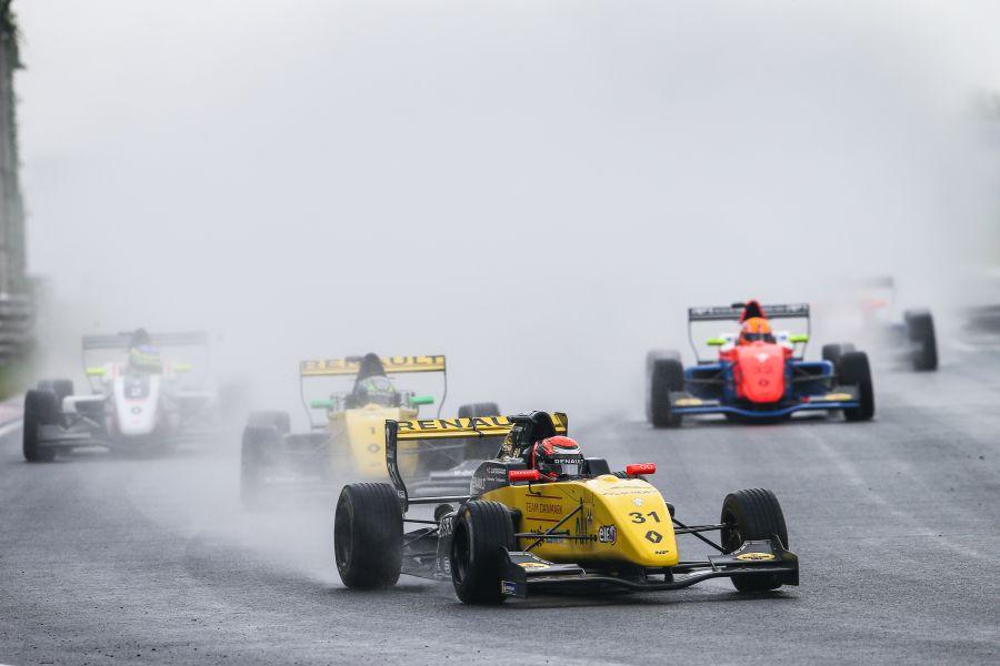 Formula Renault Eurocup Hungaroring