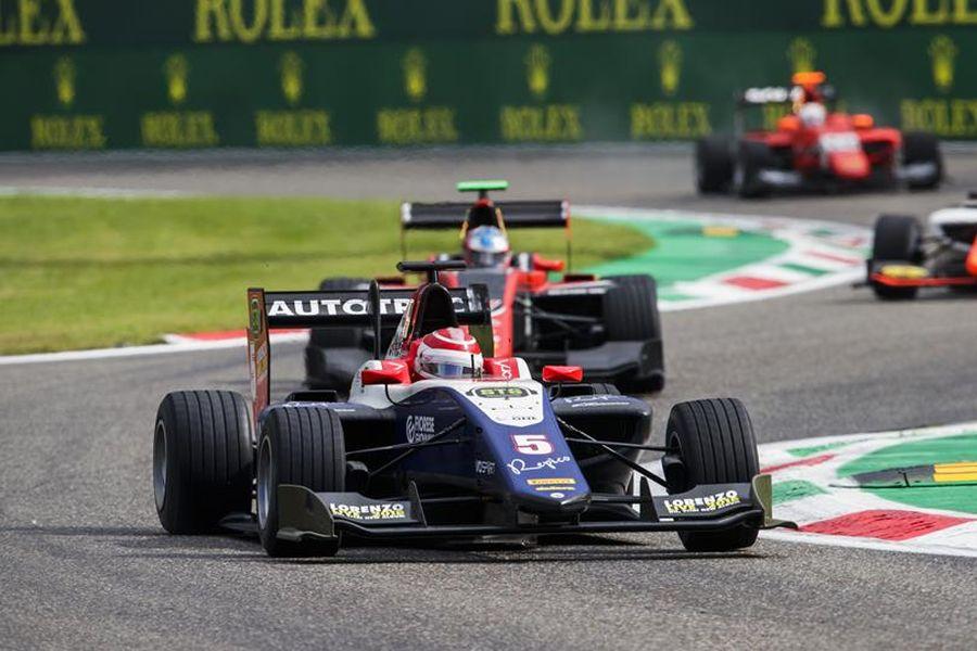 GP3 Series Monza Pedro Piquet