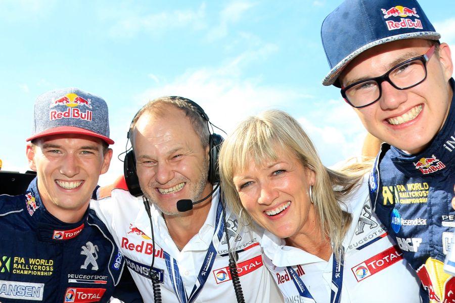 Hansen Motorsport, Hansen family
