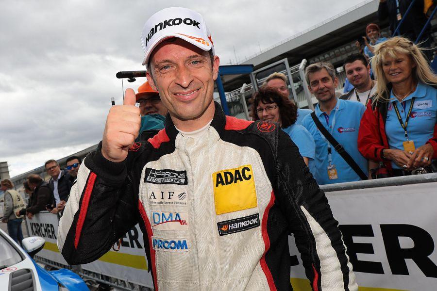 Hari Proczyk 2018 ADAC TCR champion 1