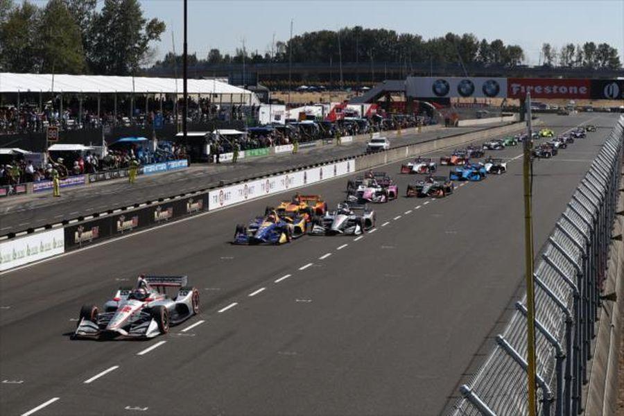 IndyCar Series Portland Raceway