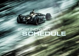 2019 IndyCar Series schedule