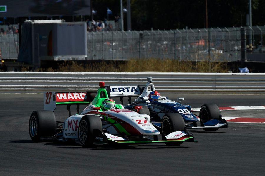 Patricio 'Pato' O'Ward, Indy Lights, Portland