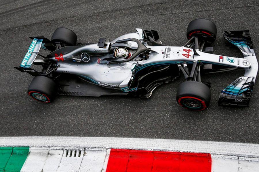 Lewis Hamilton Italian Grand Prix Monza