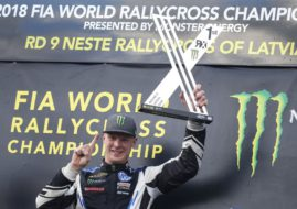 Johan Kristoffersson Latvia World RX