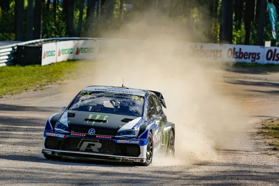 Johan Kristoffersson is absolutely dominant in the 2018 World RX season