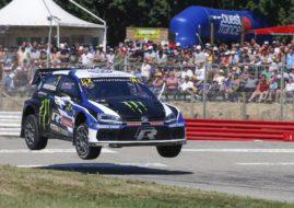 Johan Kristoffersson, World RX of France, Circuit de Loheac