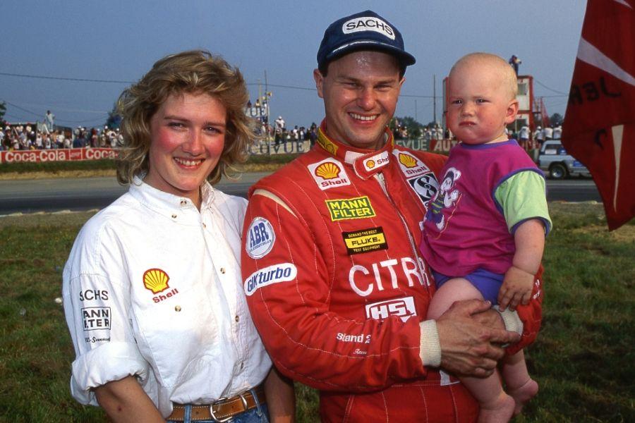 Susann Hansen, Kenneth Hansen, Timmy Hansen, 1993