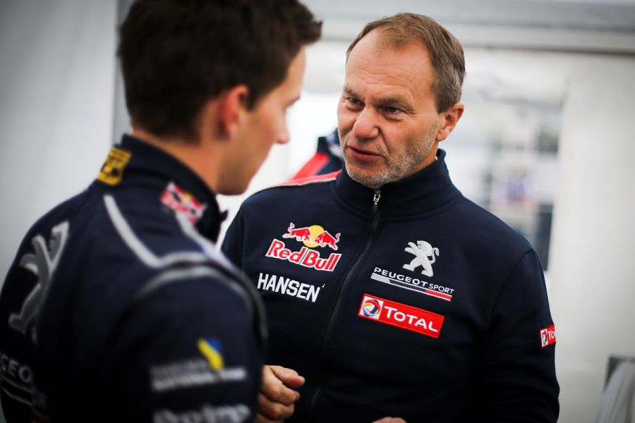 Kenneth and Timmy Hansen 2016