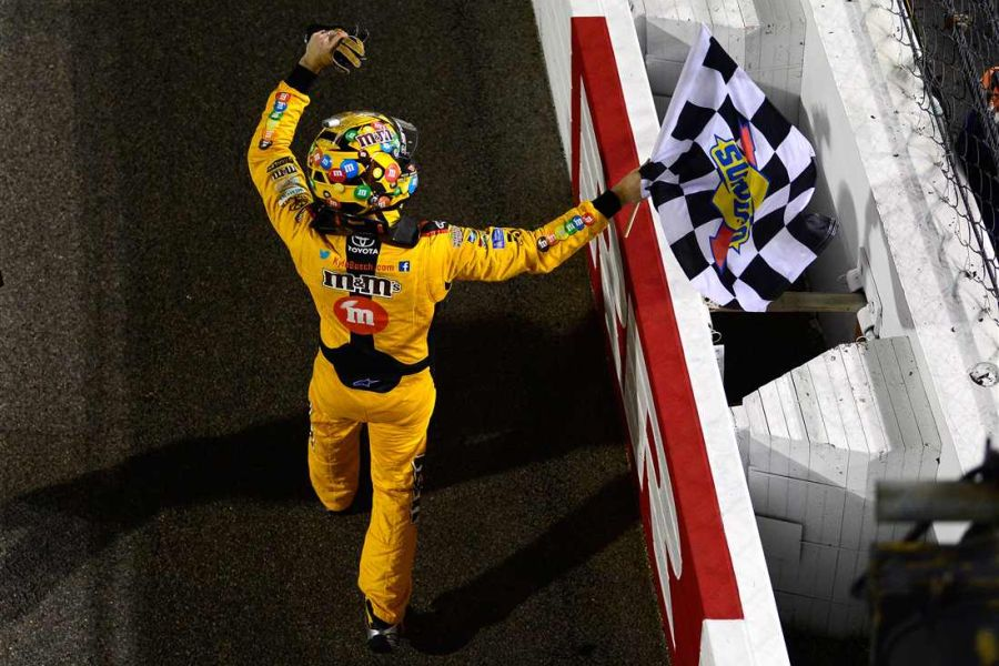 Kyle Busch wins Federated Auto Parts 400 at Richmond