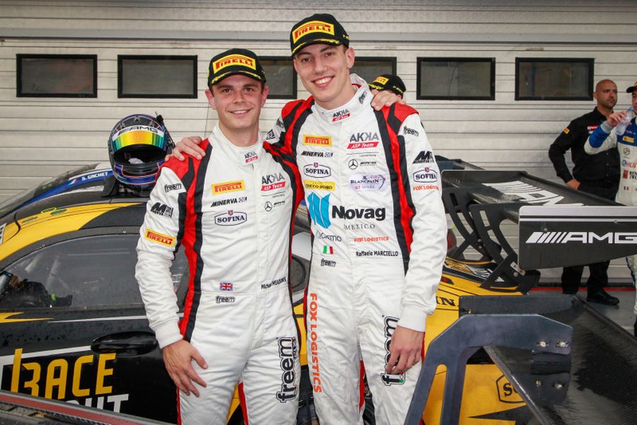 Michael Meadows and Raffaele Marciello