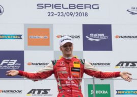 Mick Schumacher Formula 3 Red Bull Ring