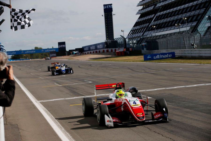 Mick Schumacher Nurburgring 3