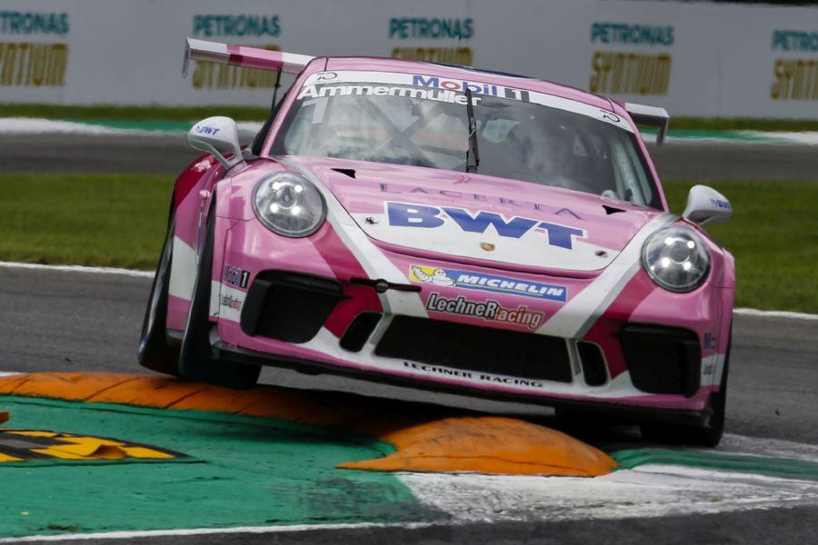Porsche Mobil 1 Supercup, Monza, Michael Ammermuller