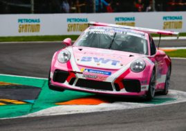 Thomas Preining, Porsche Supercup, Monza