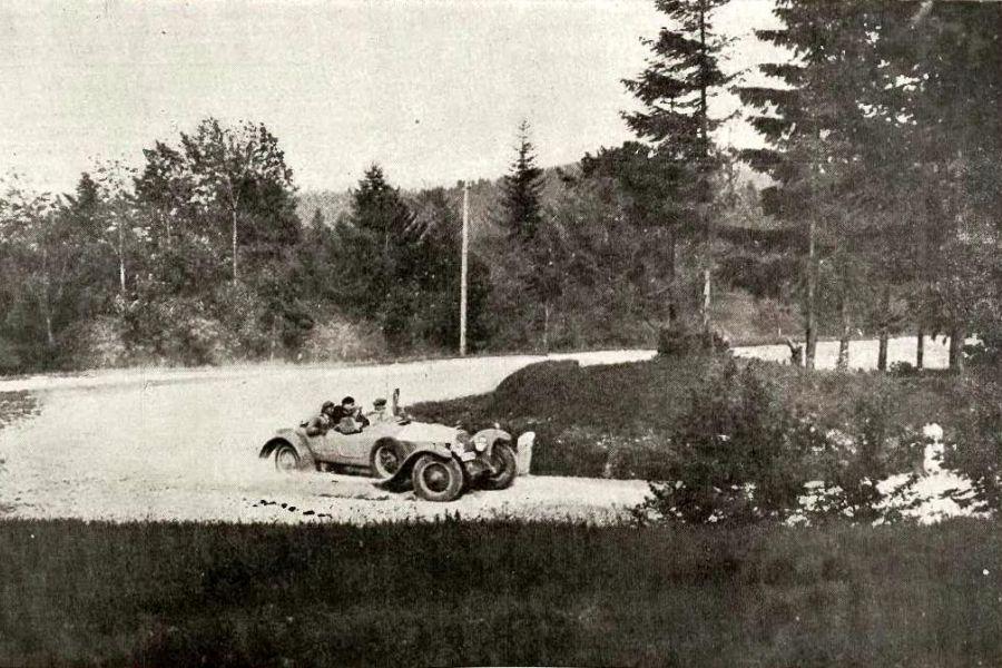 Rajd Polski 1929 Adam_Potocki