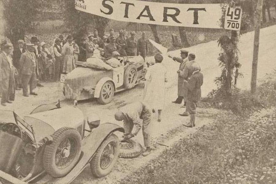 Rally Poland, Rajd Polski 1929