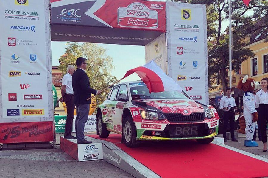 2018 Rally Poland