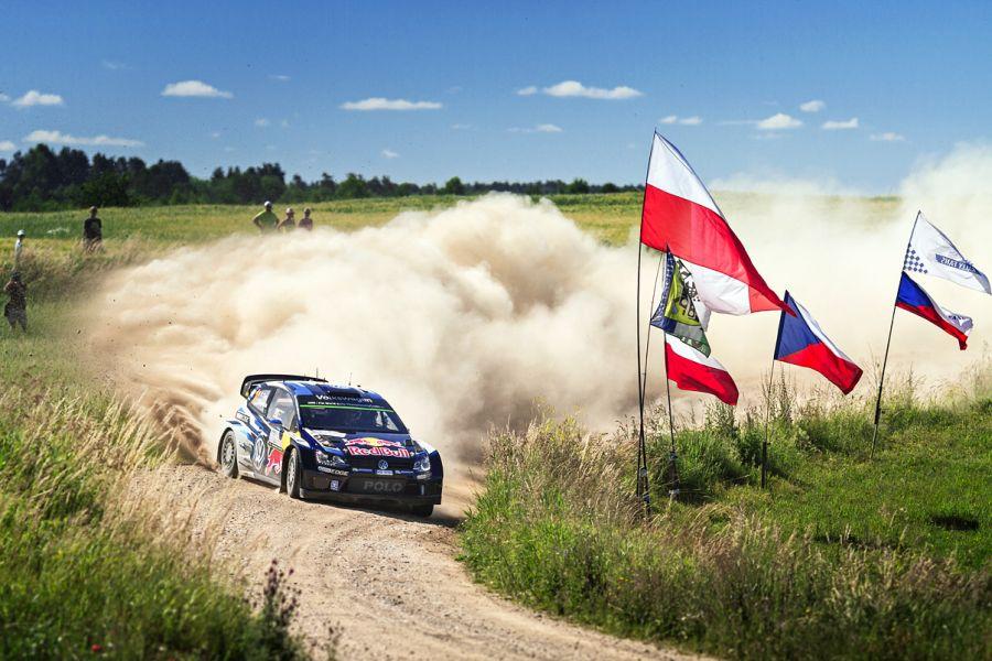 Rally Poland 2015 Ogier