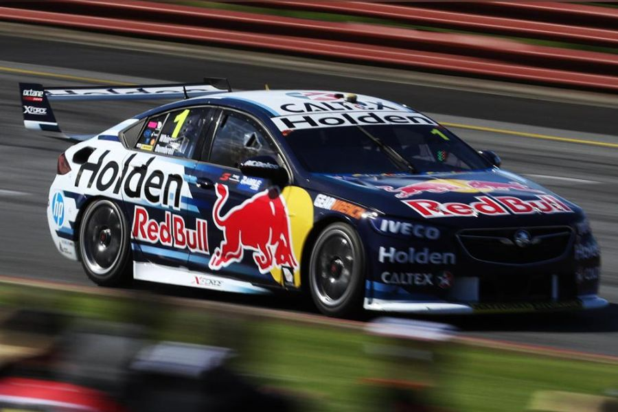 Sandonw 500, #1 Holden Paul Dumbrell, Jamie Whincup