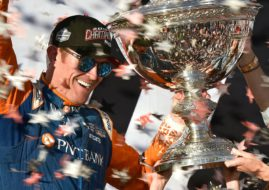 Scott Dixon 2018 IndyCar champion