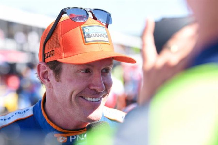 Scott Dixon, 2018 IndyCar Series
