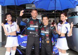 Super Gt, Sugo, Jenson Button, Naoki Yamamoto