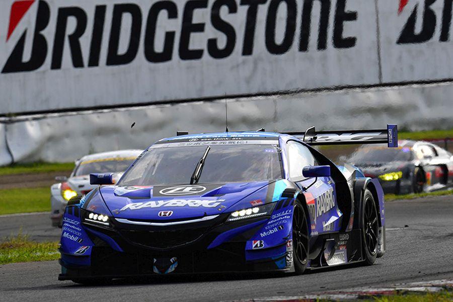Super GT Series, Sugo, #100 Raybrig Honda