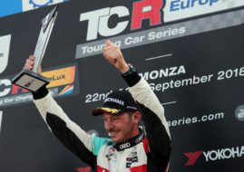 Jean-Karl Vernay, TCR Europe Series, Monza