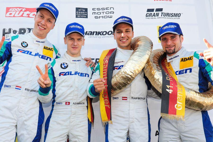 VLN round 6, Falken Motorsports