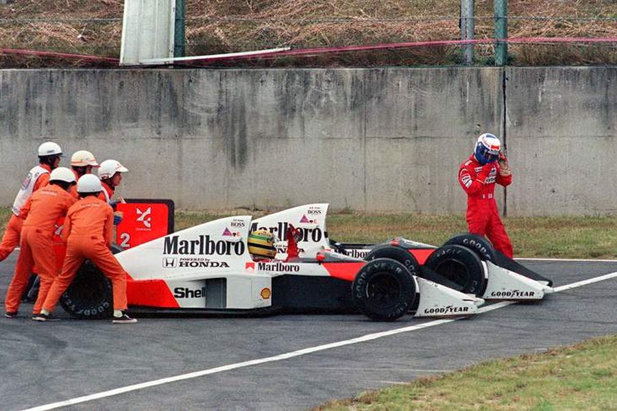 1989 Japanese Grand Prix: Senna vs Prost