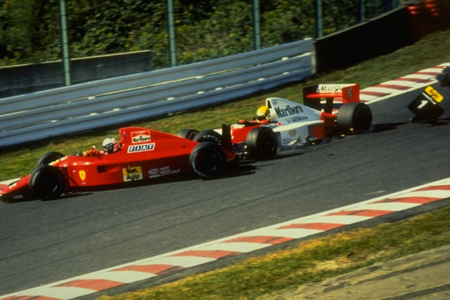 1990 Japanese Grand Prix: Senna vs Prost
