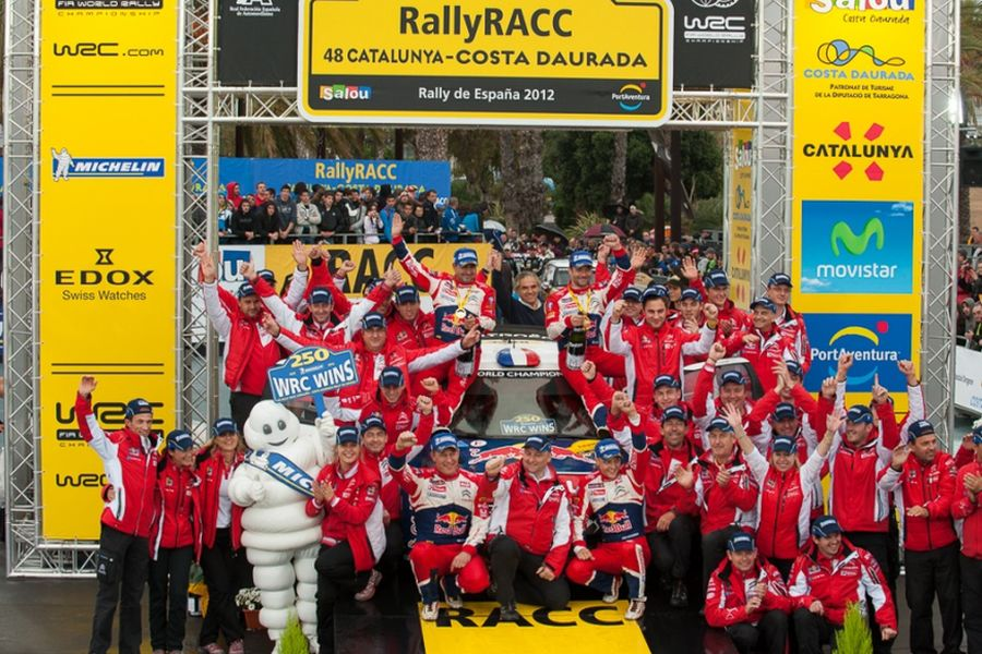 2012 Rally Catalunya