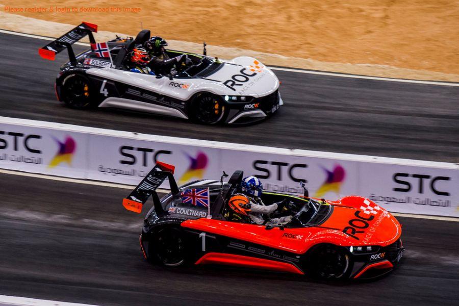 2018 ROC David Coulthard