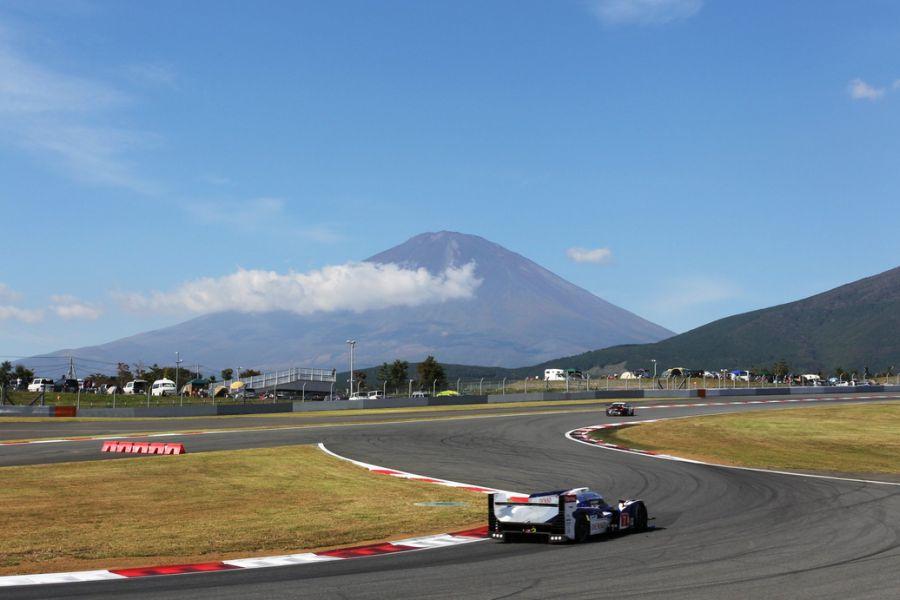 6 hours of Fuji