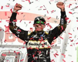 Stewart-Haas Racing dominated at Talladega 500, Aric Almirola wins