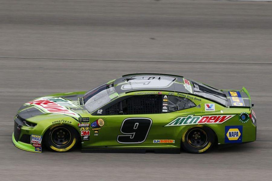 Chase Elliott, #9 Chevrolet Hendrick Motorsports