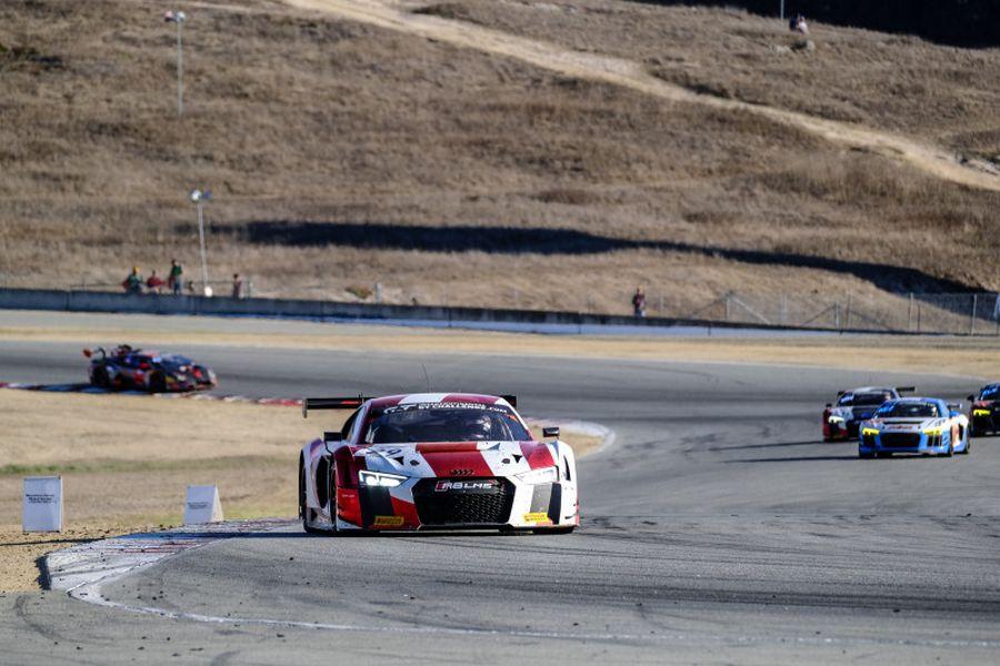 California 8 Hours Audi