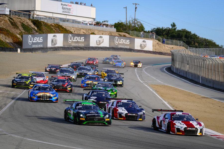 California 8 Hours, Laguna Seca Raceway