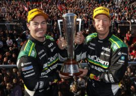 Craig Lowndes Steven Richards 2018 Bathurst 1000 winners