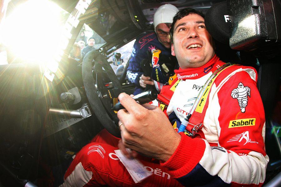 Daniel Elena at 2011 Rallye Monte-Carlo as a driver