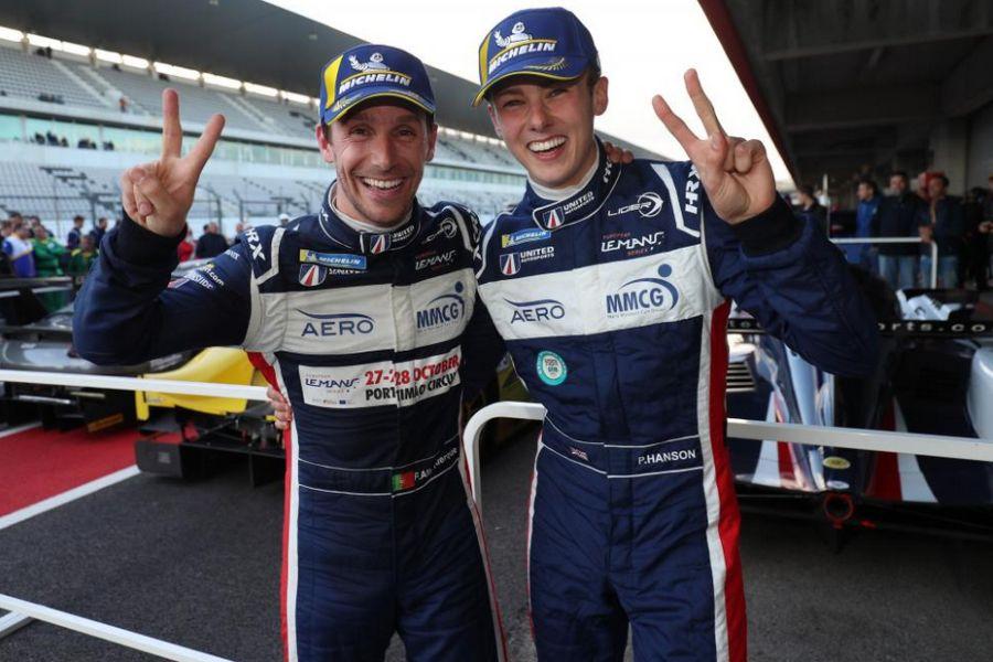 Filipe Albuquerque and Phil Hanson