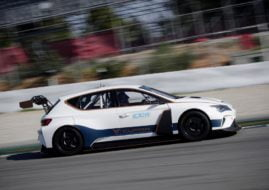 ETCR Launch Cupra e-Racer