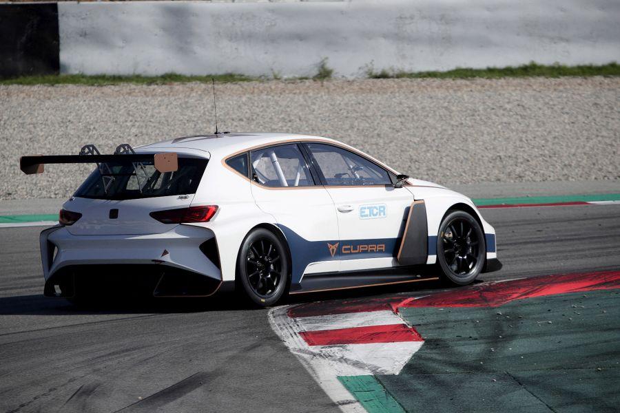ETCR Cupra e-Racer