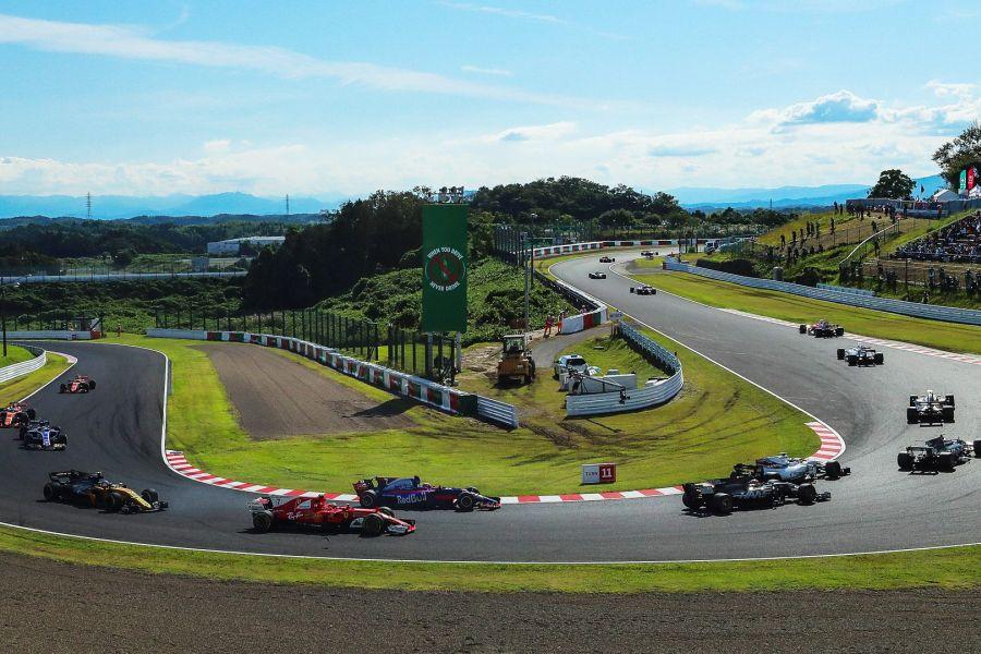Suzuka Circuit, Formula 1, Japanese Grand Prix