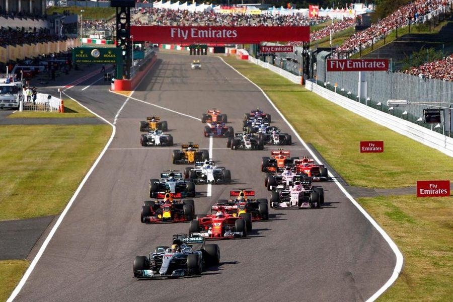 Japanese Grand Prix Suzuka Circuit