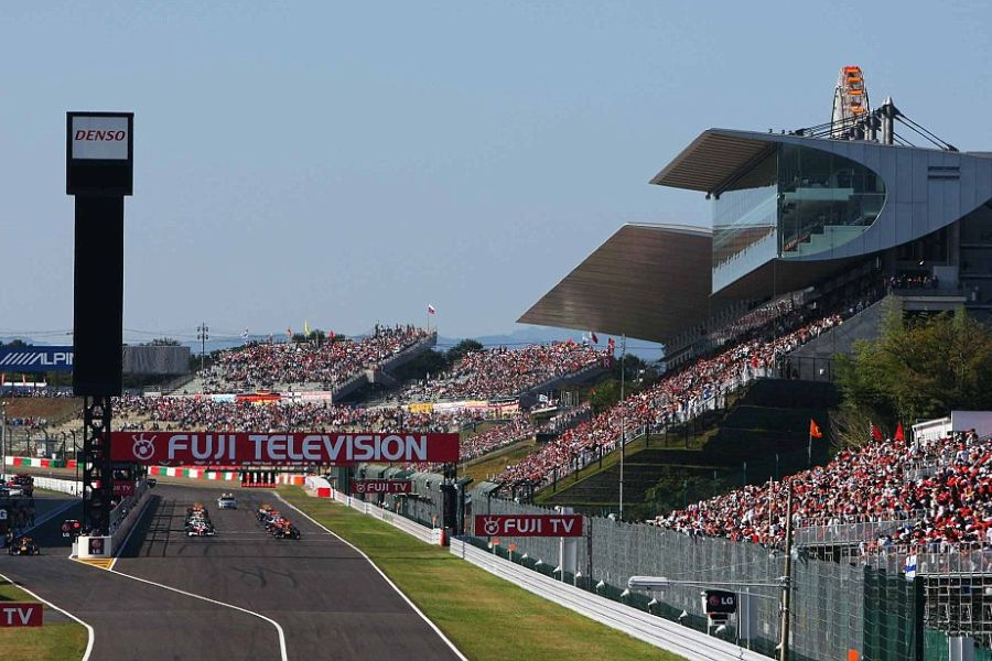 Japanese Grand Prix at Suzuka Circuit