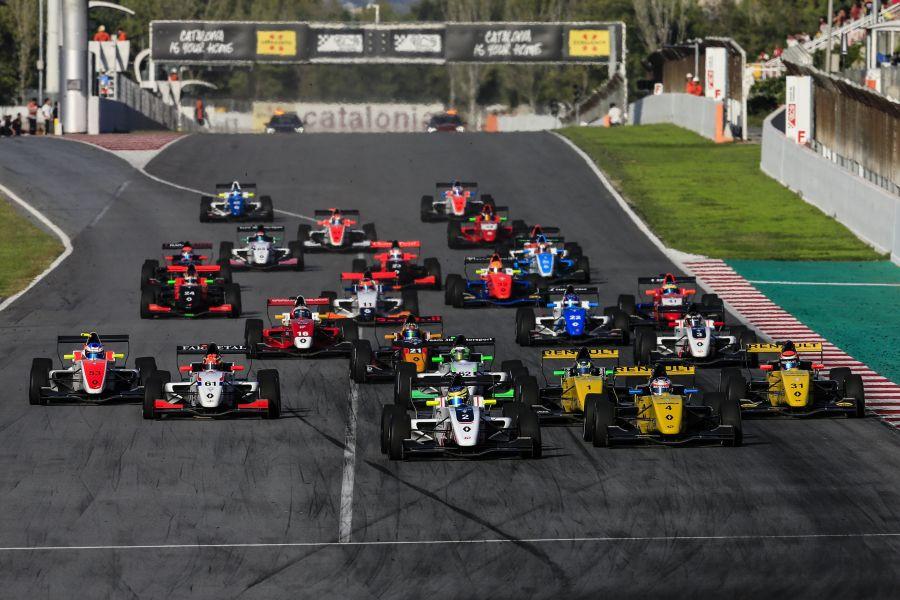 Formula Renault Eurocup Barcelona